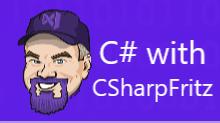 Learning C# with CSharpFritz