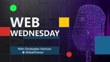 Web Wednesday